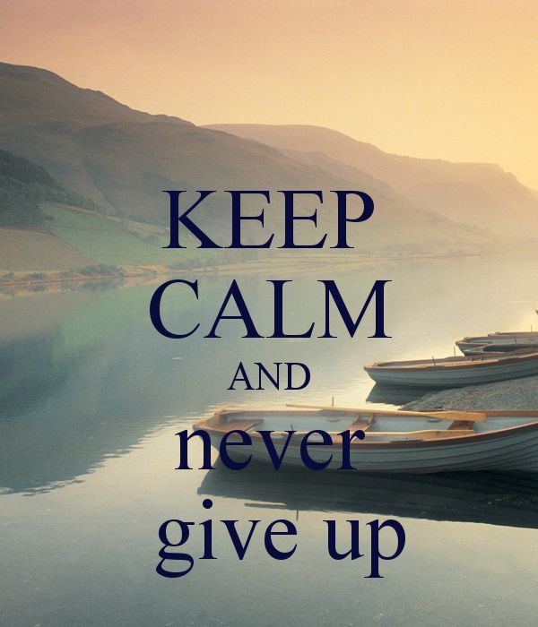 1becd8ec6b9cf61e40e7d166a66bdcfd--never-give-up-give-up-on